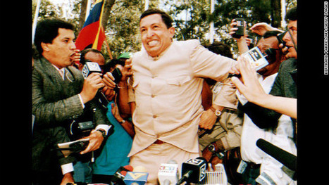 Hugo Chavez, influential leader with mixed record, dies at 58 | Charlieography | Scoop.it