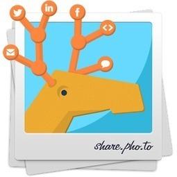 SharePhoto. Partager vos albums d'images sur les réseaux sociaux | ESocial | Scoop.it