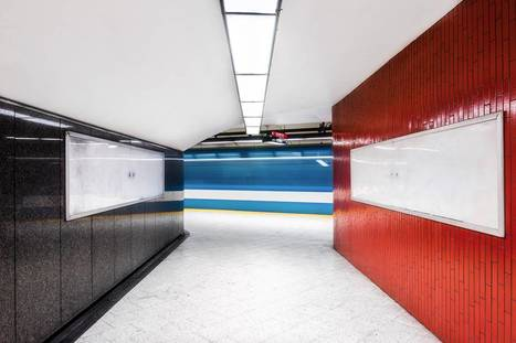 Photography: Montreal Metro, by Chris M. Forsyth | Archivance - Miscellanées | Scoop.it