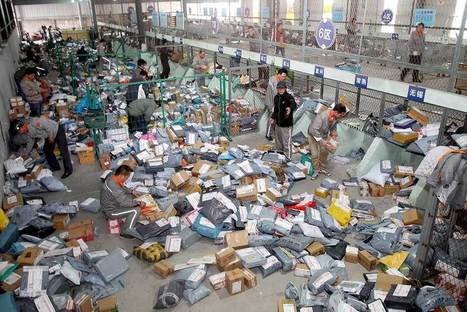 Alibaba and China's Shipping Problem | Business | Scoop.it