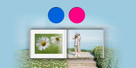 Turn Your Photos Into A Glossy Photo Book With A Single Click On Flickr Photo Books | Best Web Apps | Scoop.it