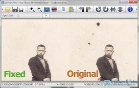 Free Photo Blemish Remover : un logiciel conçu pour enlever les taches et autres imperfections de vos photos   Geeks   Scoop.it