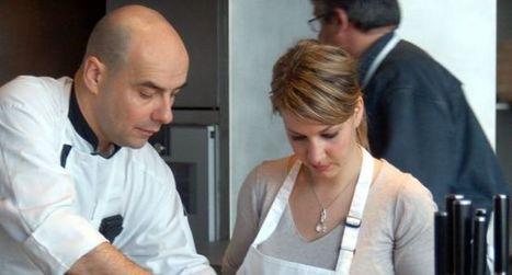 Cours de cuisine entre amis avec le chef Chaillou | L'info tourisme en Aveyron | Scoop.it