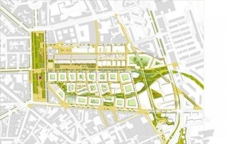 Voici le plan-guide de l'agence Gehl pour Lille Saint-Sauveur - Quartier | intelligence collective | Scoop.it