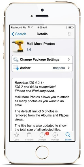 How To Email More Than 5 Photos At Once In iOS 7 | email | Scoop.it