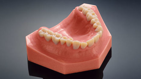 These Terrifyingly Real Teeth Were Made By a New Dental 3D Printer | 21st Century Innovative Technologies and Developments as also discoveries, curiosity ( insolite)... | Scoop.it