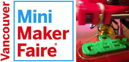 Vancouver Mini Maker Faire Call for Makers is Now Open | Raspberry Pi | Scoop.it