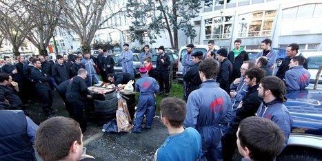 Une action des syndicats agricoles lundi soir à Pau et Anglet | Agriculture en Pyrénées-Atlantiques | Scoop.it