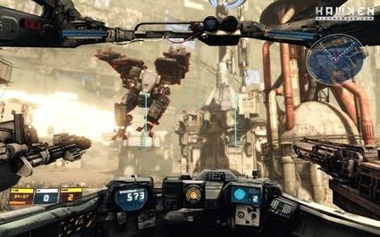 Hawken Mech FPS Free To Play | videogiochi news | Scoop.it