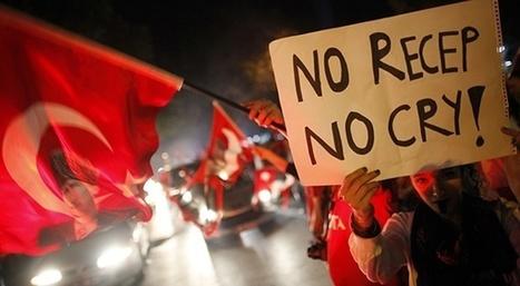 Turquie: #occupygezi avec un bon coup de main de la pub   Slate   Revue de presse - Turquie   Scoop.it
