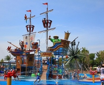 Port of lost wonder Sentosa: A Unique kids beach club in Singapore | Singapore Attractions | Scoop.it