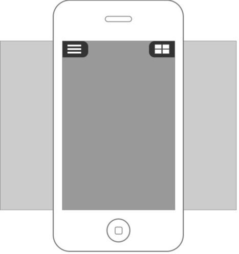 9 Mobile Navigation Patterns die Sie kennen sollten - konversionsKRAFT   UX Stuff   Scoop.it