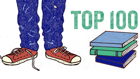 Your Favorites: 100 Best-Ever Teen Novels | Ideas for the English Classroom | Scoop.it