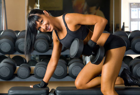 Women: Stop Wasting 50% of Your Efforts at the Gym | Bodybuilding & Fitness | Scoop.it