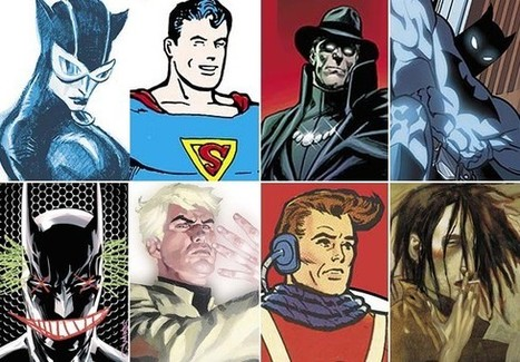 'Solo', 'House of Secrets' and Siegel & Shuster Superman Omnibuses Among DC Comics Collected Editions for April 2013 | Comic Books | Scoop.it