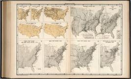 Travel times in the U.S.: Moving by road, canal, boat, and airplane in the 19th and 20th centuries (MAP).   Teacher Tools and Tips   Scoop.it