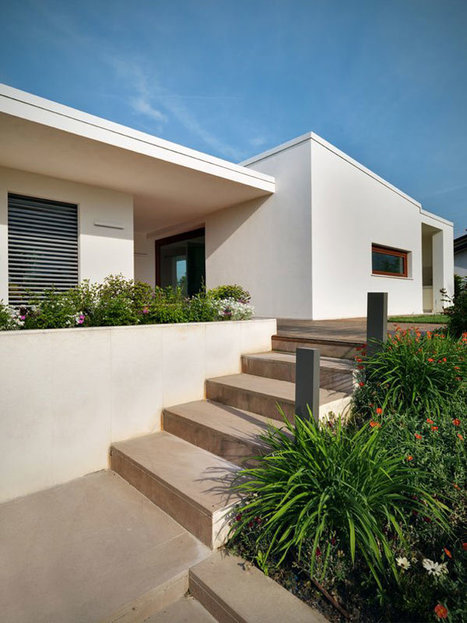 Cozy House Design in Italy | Modern House Designs | Movin' Ahead | Scoop.it