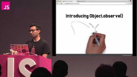 Plight Of The Butterfly - Everything You Wanted To Know About Object.observe() – Addy Osmani | jvs | Scoop.it