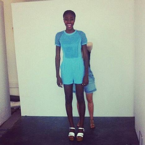 Alisha is a Topshop girl - Sapphires Model Management Blog | Model agency London | Scoop.it