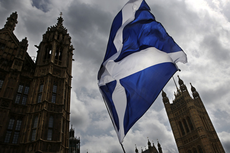 Brexit May Be Scotland's Chance to Steal London Finance Crown | Politics Scotland | Scoop.it