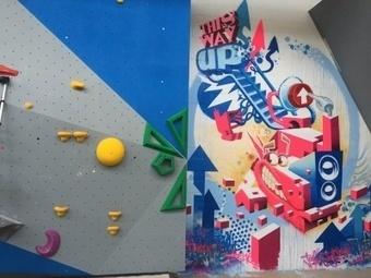 Arkose inaugure une deuxième salle de bloc d'escalade à Massy | Neige et Granite | Scoop.it