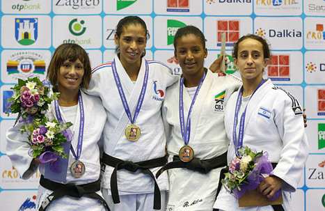 Judo - Article - Les numéros 2 brillent à Zagreb | #JUDO - #JUJITSU - #TAÏSO | Scoop.it