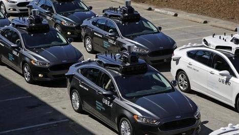Uber lance son service de voitures autonomes | Think outside the Box | Scoop.it