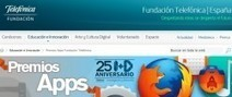 Telefónica convoca un concurso de desarrollo de apps dirigido a jóvenes | Emplé@te 2.0 | Scoop.it
