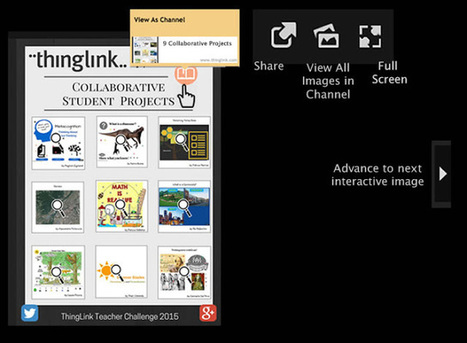7 Ways to Use ThingLink UnPlugged | Cool Tools for 21st Century Learners | Edtech PK-12 | Scoop.it