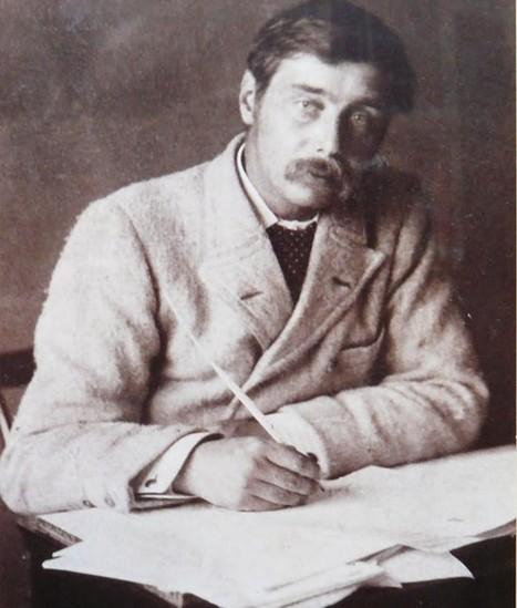 Les Prophètes de la Science-fiction : H.G. Wells | Imaginaire et jeux de rôle : news | Scoop.it