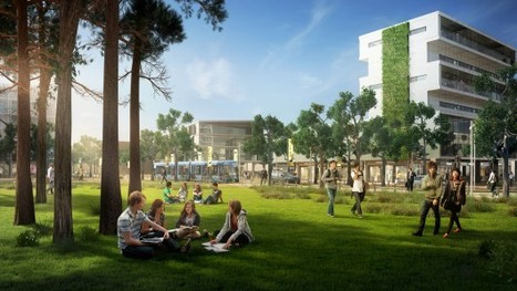 University Masterplan First to Receive 5 Green Star-Communities Rating in Australia | green streets | Scoop.it