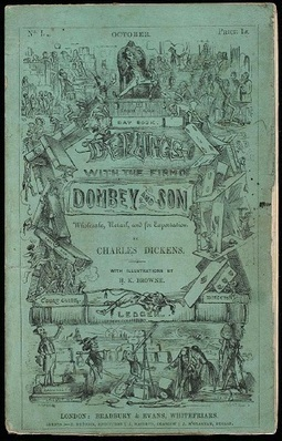 Dickens, Re-Serialized - The Digital Shift | English Literature after 1700 | Scoop.it