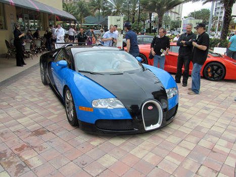 The #Supercars That Showed Up To This Miami Gathering Need To Be Seen To Be Believed | Commodities, Resource and Freedom | Scoop.it