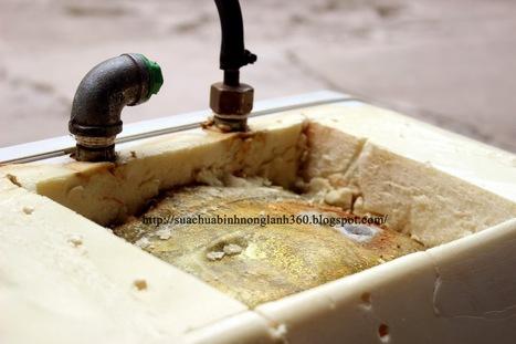 Nguyên nhân và cách khắc phục bình nóng lạnh rỉ nước ~ Sửa chữa bình nóng lạnh Ariston tại Hà Nội (04)3 758 9868 | suachuabinhnonglanhariston | Scoop.it