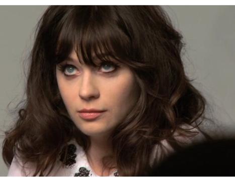 Zooey Deschanel Reveals Her Eye Makeup Secret Weapons | The Beauty Brigade's - Beauty Scoop! | Scoop.it