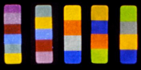 Color-Coded Microparticles Could Thwart Counterfeiters  | Science | WIRED | CLIL VISUAL ARTS AND TECHNOLOGY | Scoop.it