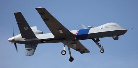 Domestic drones to hunt gun carriers in America for Homeland Security - Washington Times | Restore America | Scoop.it