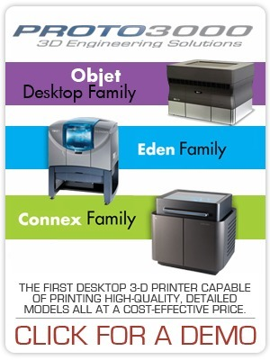 """Objet unveils """"office-friendly"""" multi-material 3D printer 