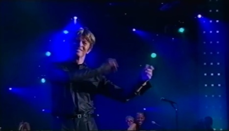 """Mike Garson - David Bowie, """"Sound and Vision"""" 