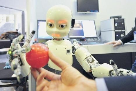 Le temps des robots - La Croix | Les robots domestiques | Scoop.it