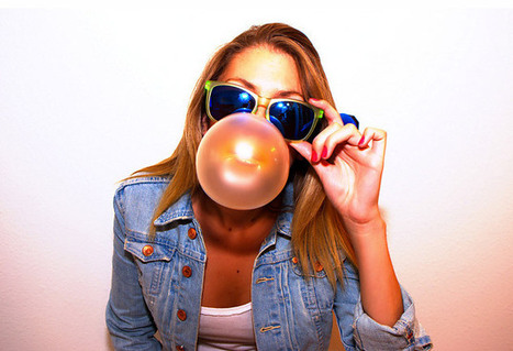 Why Are Americans Giving Up Gum-Chewing?   Troy West's Radio Show Prep   Scoop.it