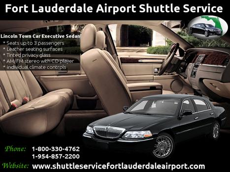 Advantages Of Hiring Airport Shuttle Servic   shuttleservicefortlauderdaleairport   Scoop.it