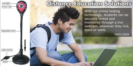 Monitoreo de la rendición de exámenes on-line a través de la webcam | APRENDIZAJE SOCIAL ABIERTO | Scoop.it