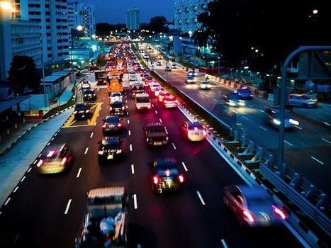 In Singapore, Making Cars Unaffordable Has Only Made Them More Desirable | Mrs. Watson's Class | Scoop.it