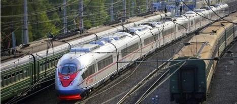 Siemens to supply next batch of Sapsan trains to Russia   Railwaybulletin.com   Rail and Metro News   Scoop.it
