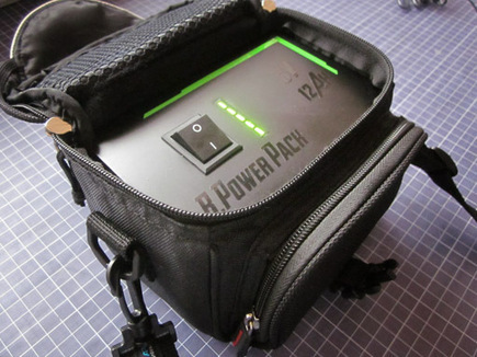 How To Build A Slick Strobe Power Pack | Studio & Portrait Photography | Scoop.it