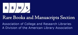 (EN) - Controlled Vocabularies for Use in Rare Book and Special Collections Cataloging | RBMS | Glossarissimo! | Scoop.it