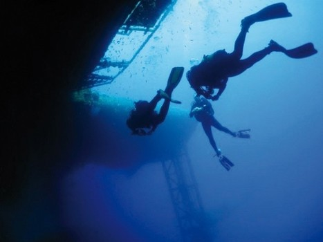 Zenobia shipwreck an important source of income - Cyprus Mail | ScubaObsessed | Scoop.it
