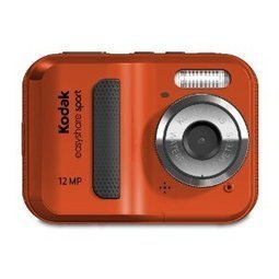 Kodak EasyShare Sport C123 12 MP Waterproof Digital Camera with 2.4-Inch LCD - Red (New Model) Review and Its lowest Price | Electronics and Internet | Scoop.it