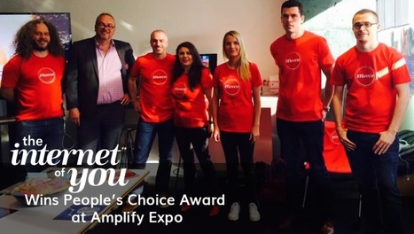 'The Internet of You' Wins People's Choice Award at Amplify Expo - The Meeco Blog | Digital Footprint | Scoop.it